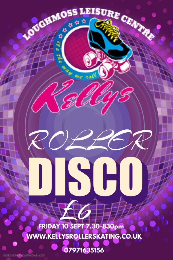 Copy of Disco Party Poster Template - Made with PosterMyWall (10)
