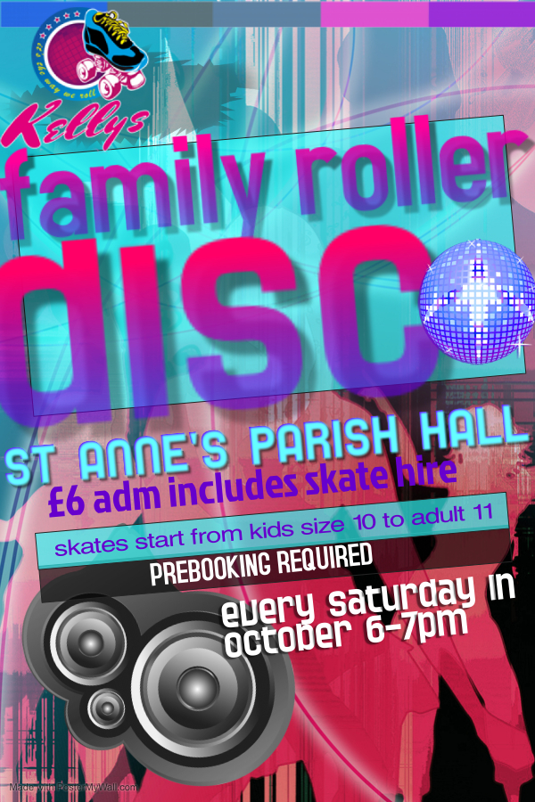 Copy of Copy of Dance Party Flyer Template - Made with PosterMyWall