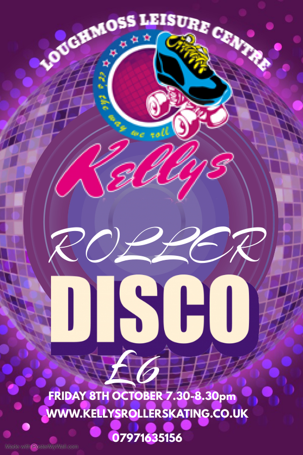 Copy of Disco Party Poster Template - Made with PosterMyWall (11)